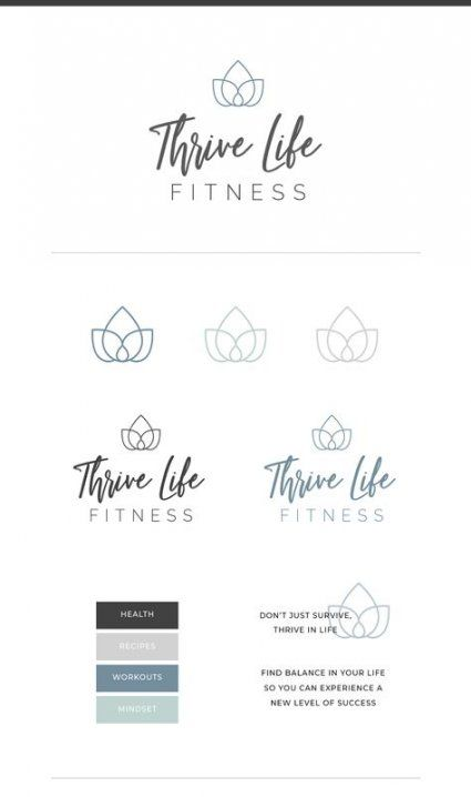 New fitness training logo products Ideas #fitness