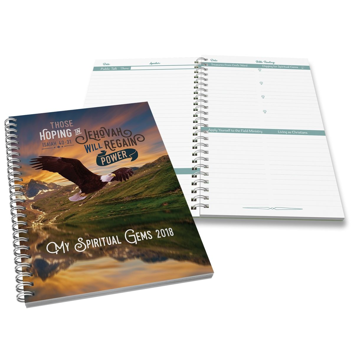 Workbooks spiritual gifts workbook : My Spiritual Gems
