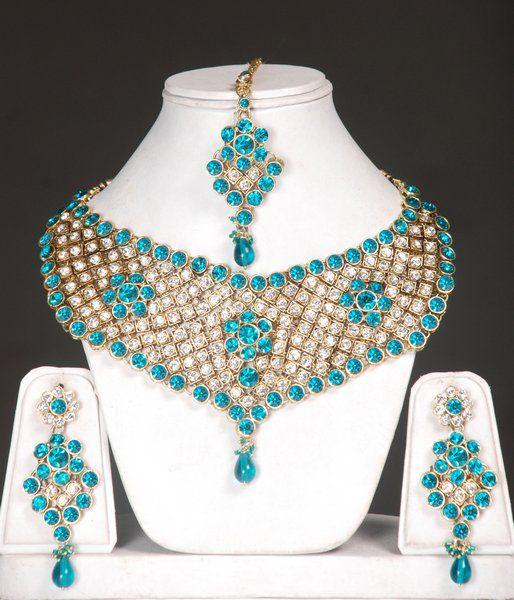 costume indian wedding jewelry designs
