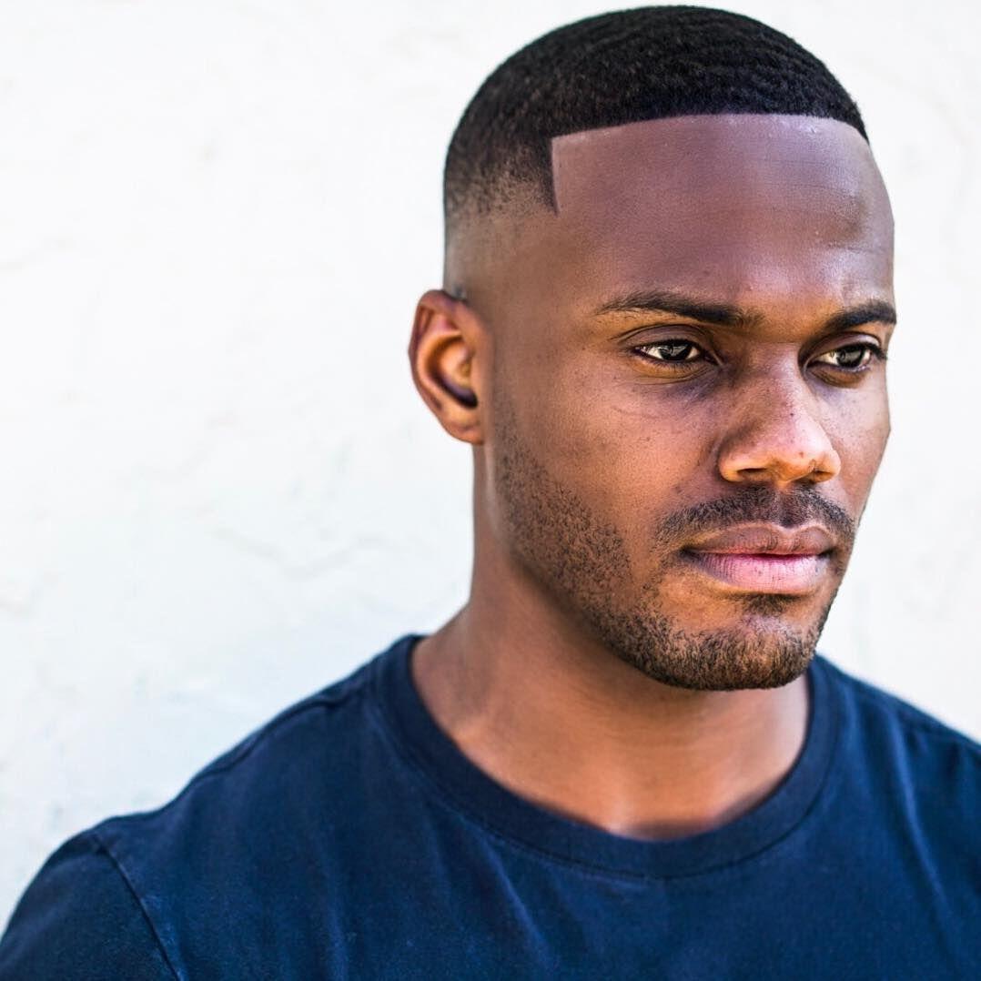 Pin On Black Men Hairstyles