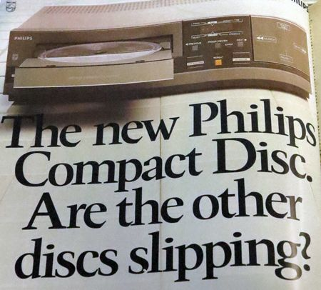 Philips CD