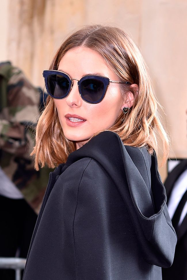 resultado de imagen de olivia palermo sunglasses 2018. Black Bedroom Furniture Sets. Home Design Ideas