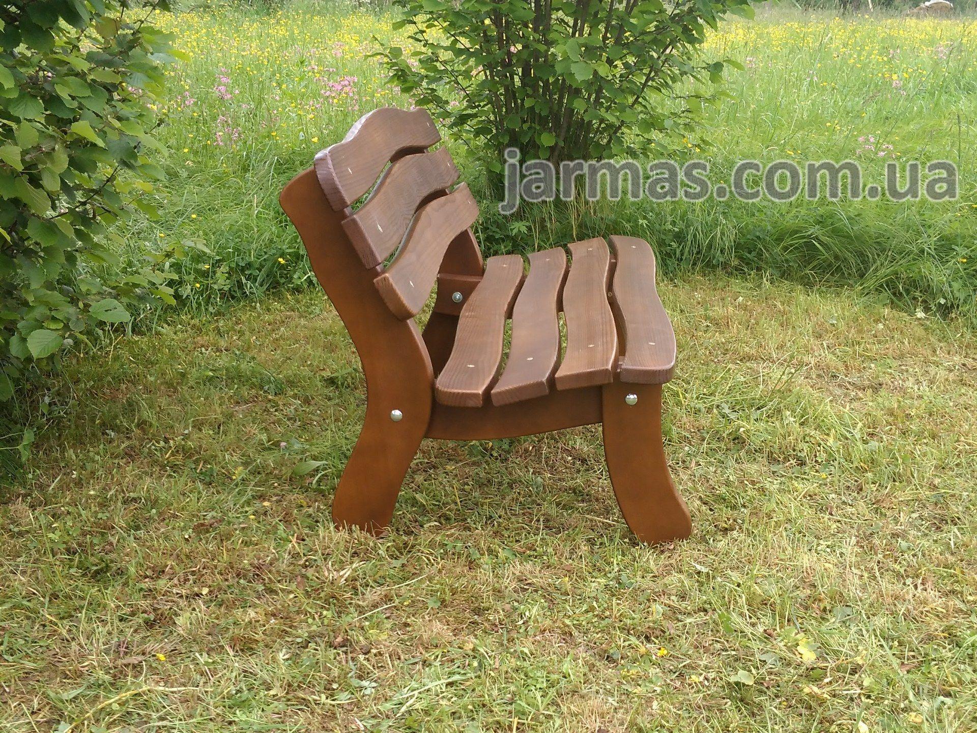 loopita bonita outdoor furniture. Wooden Bench, Garden Furniture. Лавка садова, лавка з дерева. Loopita Bonita Outdoor Furniture