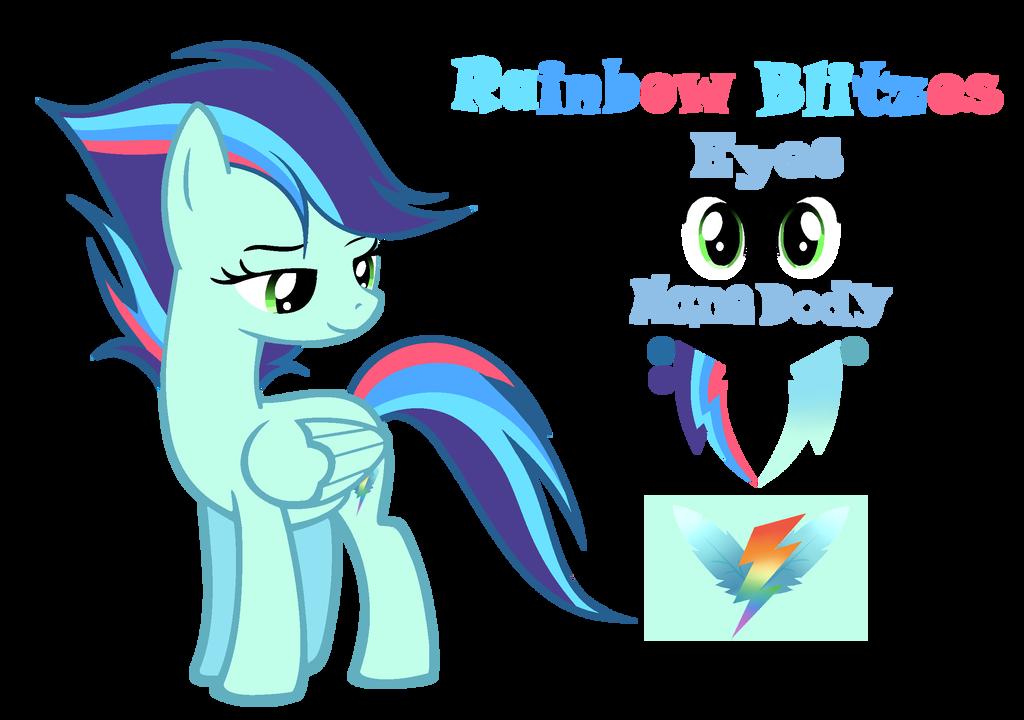 Mlp Next Gen Rainbow Blitzes By Velveagicsentryyt My Little