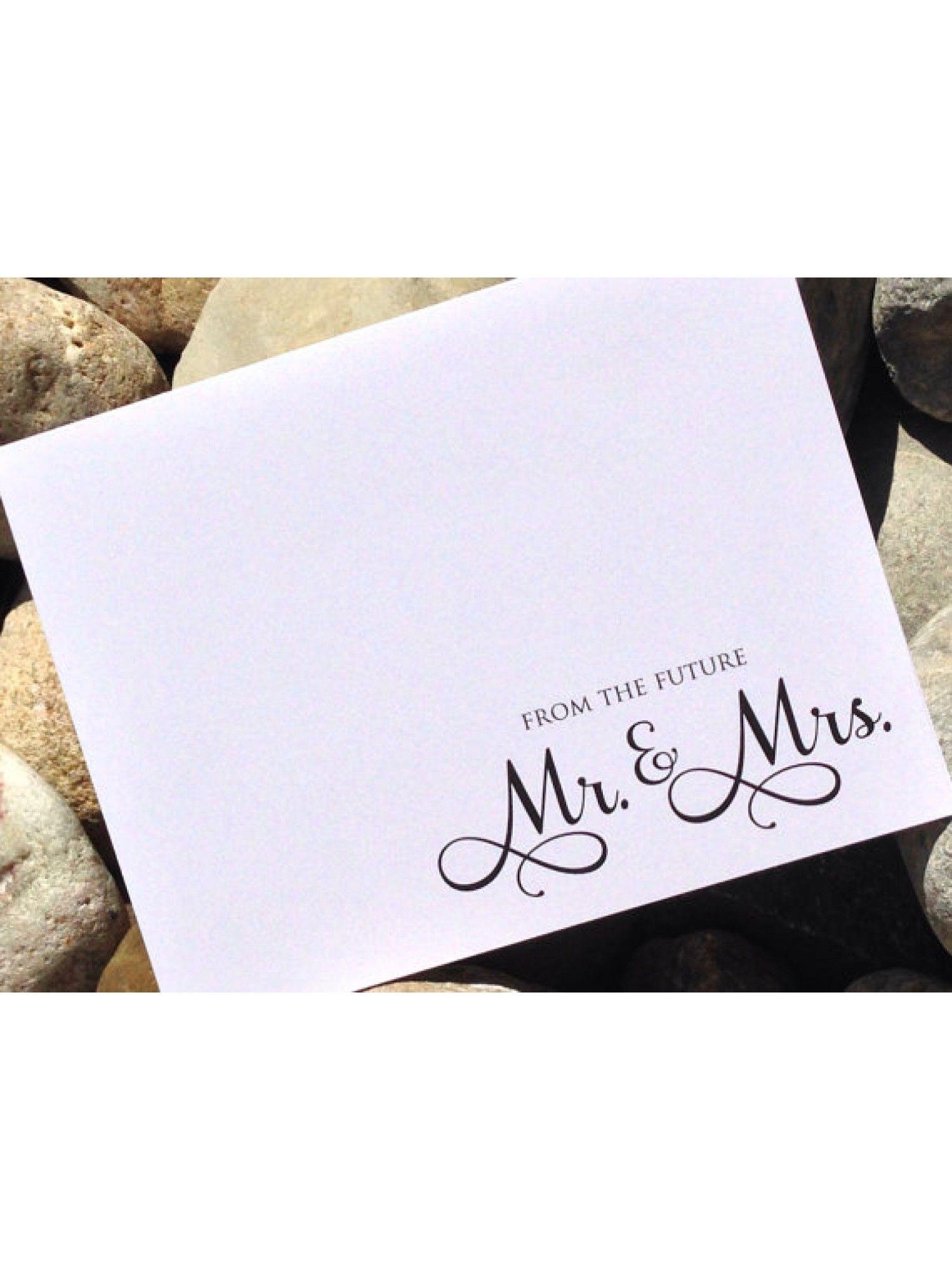 97a0d8fe0e0a Wedding Bridal Shower Thank You Cards
