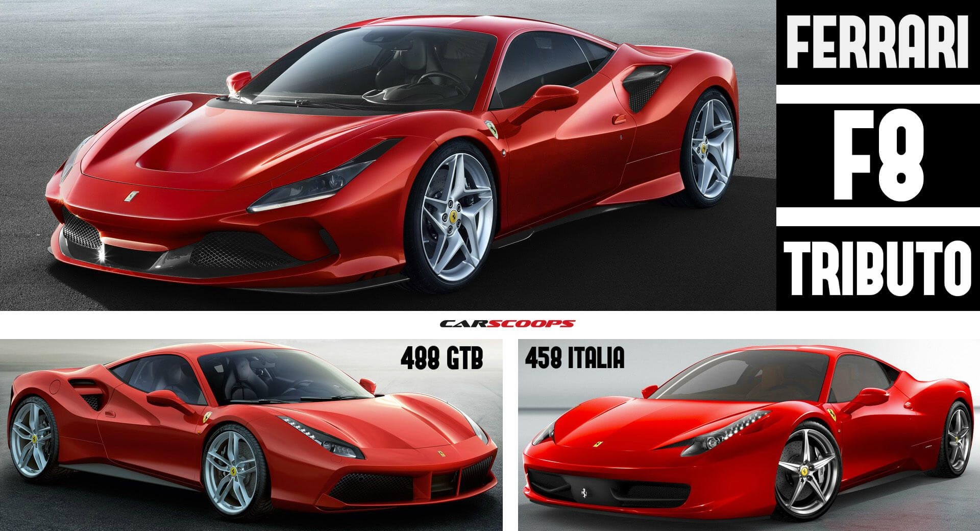 2020 Ferrari F8 Tributo Quirks And Features With Images