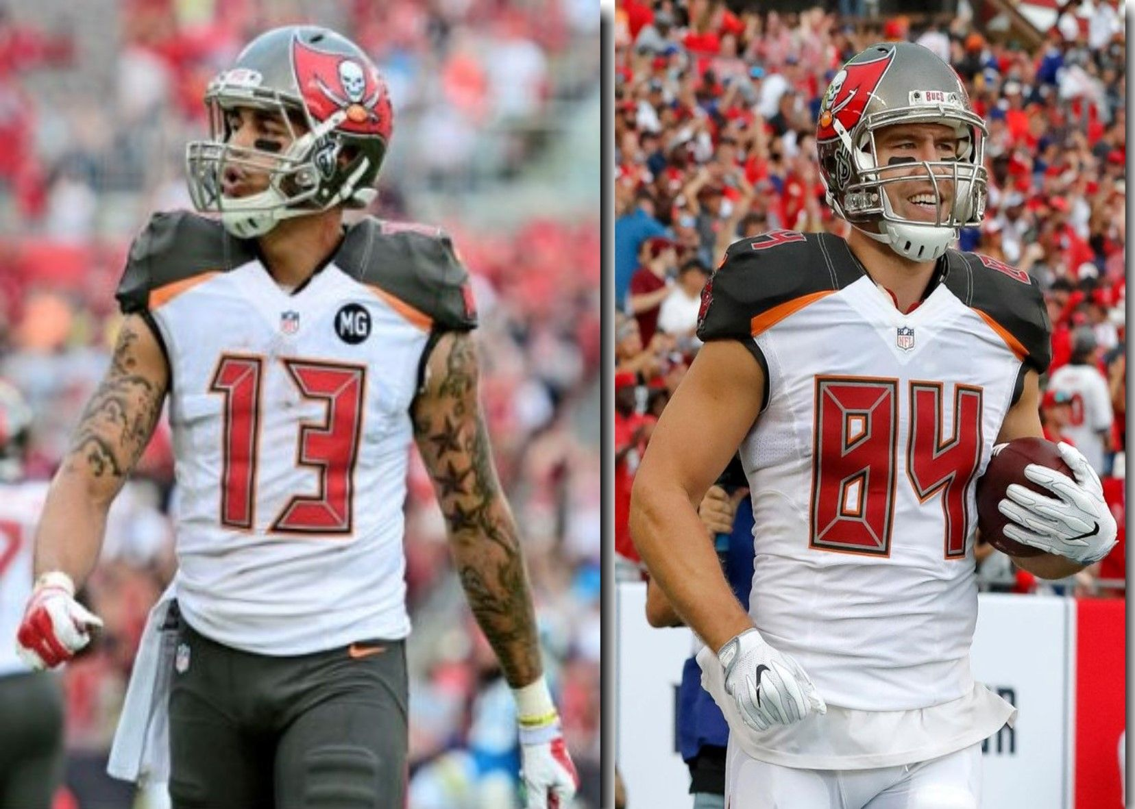 Buccaneers Sign Mike Evans And Cameron Brate Each To Six Year Contracts Mike Evans Cameron Evan