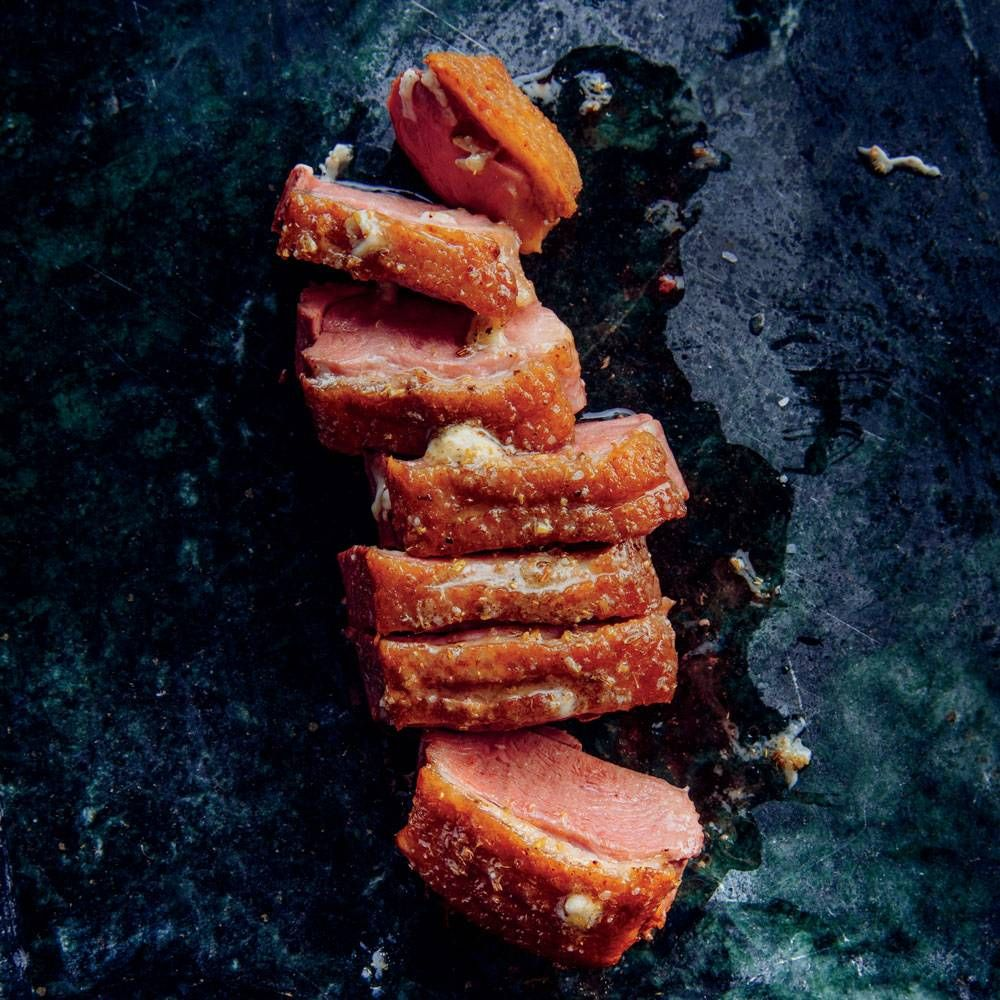 Duck Breasts With Toasted Spice Butter Recipe Food Wine Recipes Food Recipes