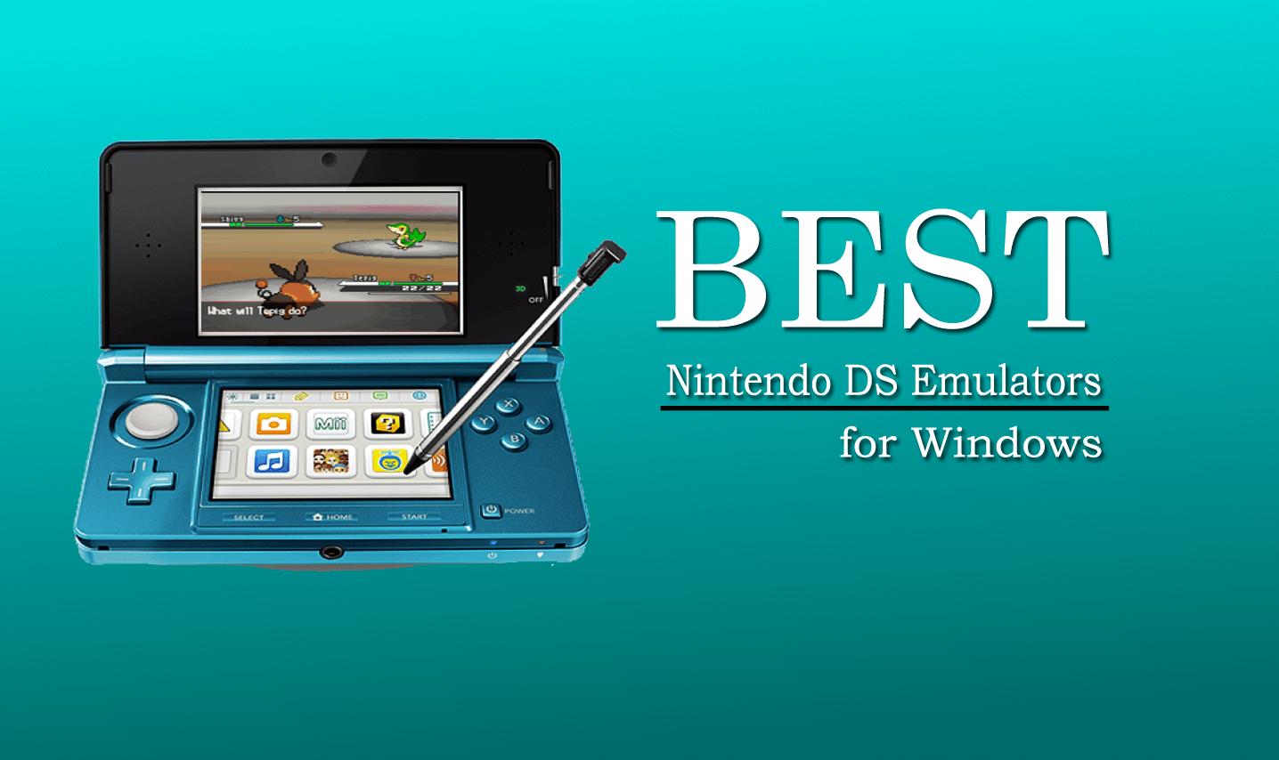 9 Best Nintendo Ds Emulators For Windows In 2020 Nintendo Ds Ds Games Nintendo Ds Games