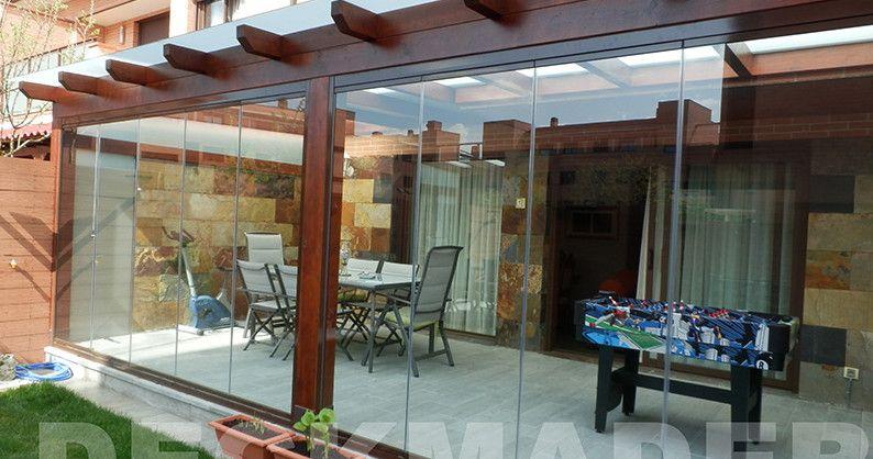 estructura-de-madera-pergola-e1434178403752jpg (794×418) Jardin