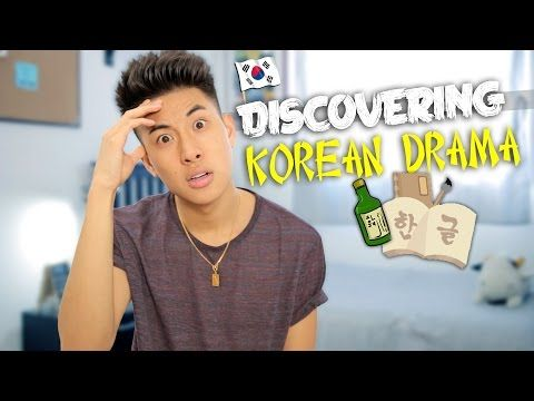 Jeffrey Fever talking about discovering the world of Korean Dramas!