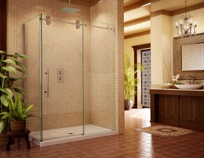 Alumax Shower Door Seal