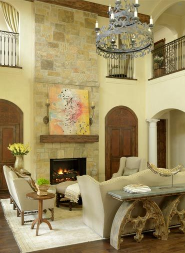 LOVE WHERE YOU LIVE A Tuscan Style Home In Houston Texas