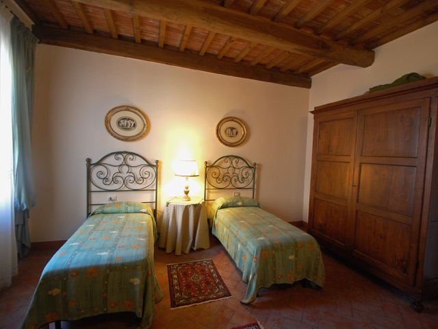 Charming country house near Radicondoli and Siena in