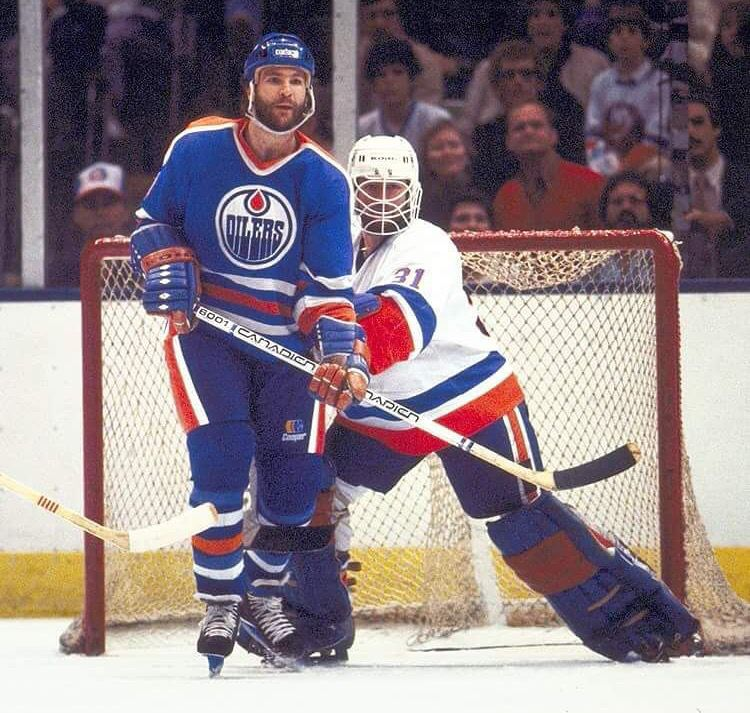 Glenn Anderson Hockey hall of fame, Edmonton oilers, Nhl