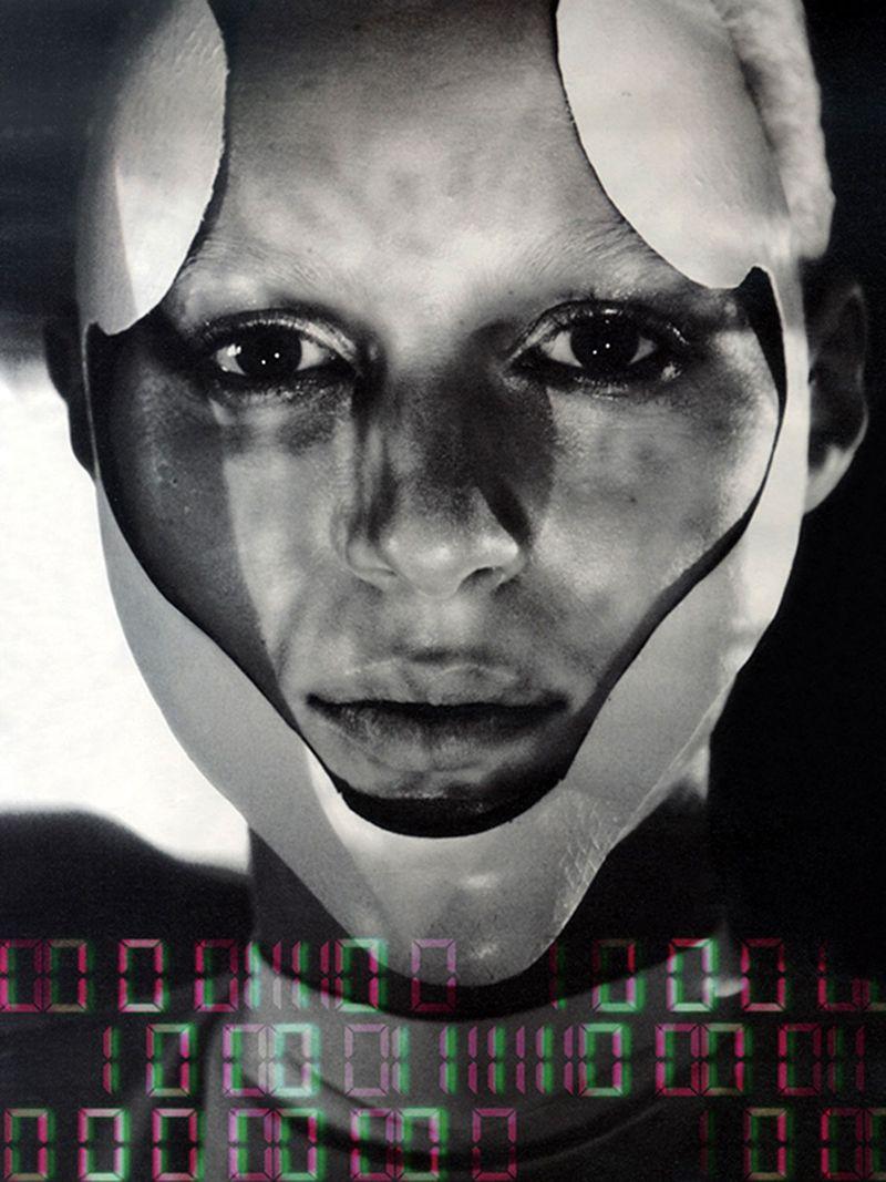 'Lost in Cyberspace' Julia Nobis by Steven Meisel for W March 2014 8