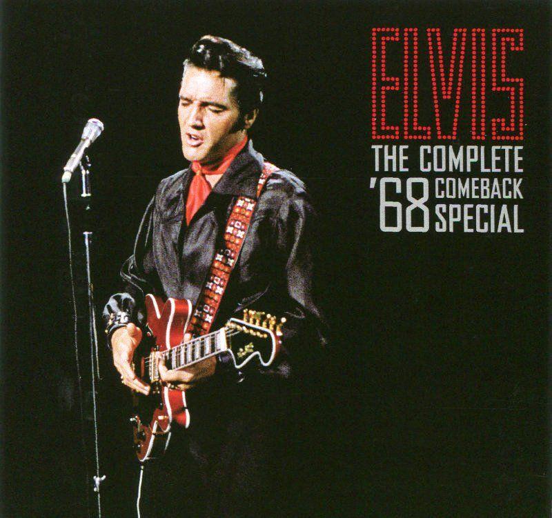 Yo Fui A Egb 60 Y 70 Elvis Presley Elvis Presley Elvis 68 Comeback Special Elvis