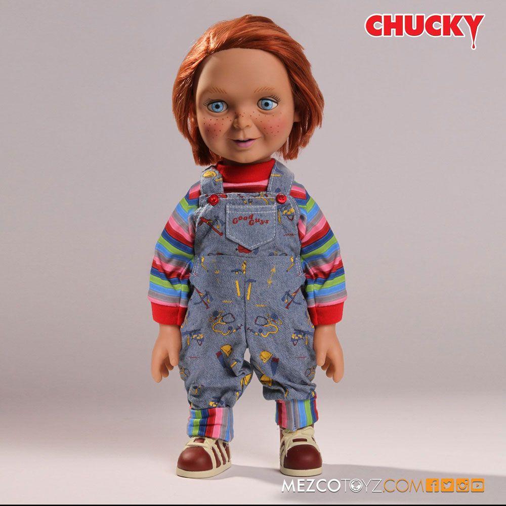 Chucky Jeu d´enfant poupée parlante Good Guys Chucky (Child´s Play ...