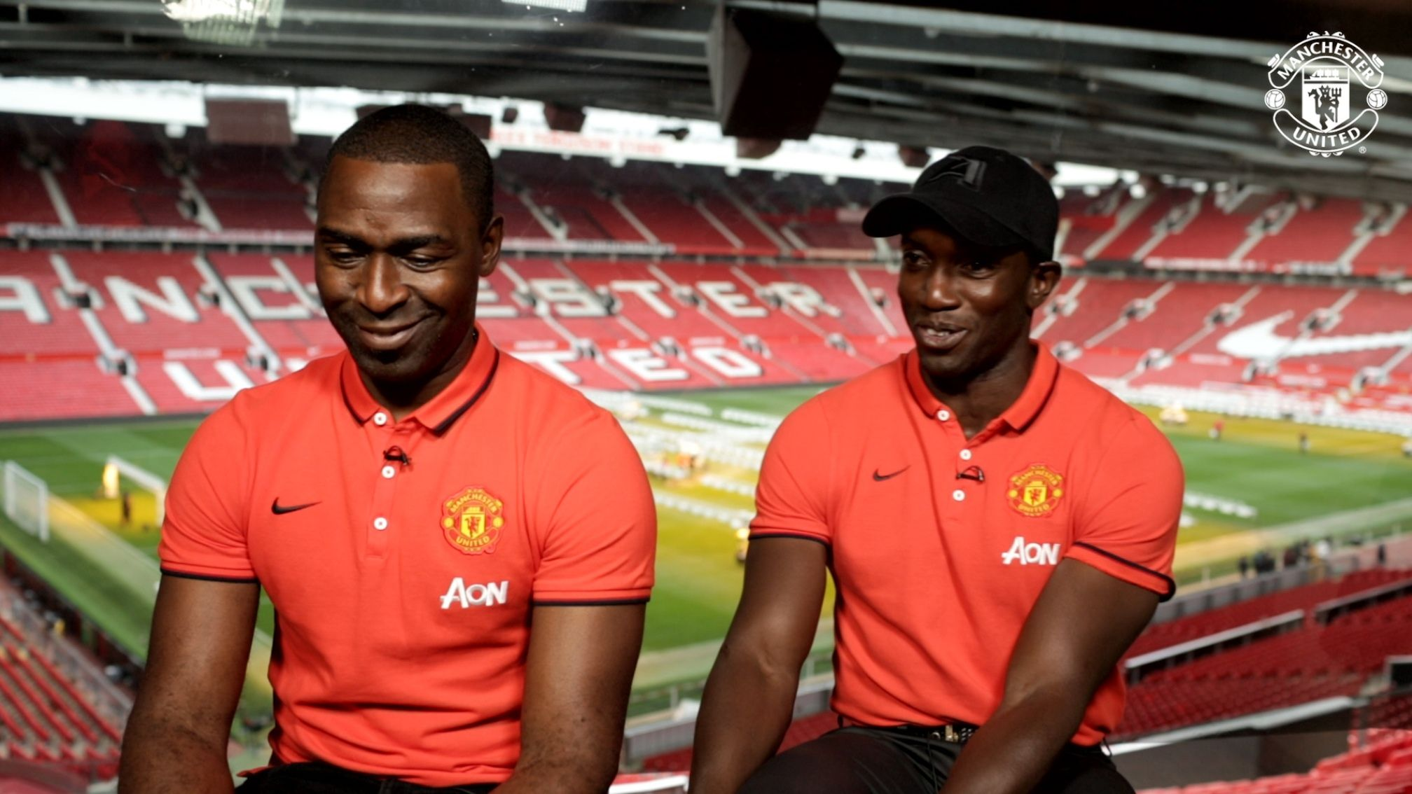 Cole And Yorke Best Form Needed To Beat Arsenal Man Utd News Andy Cole Dwight Yorke