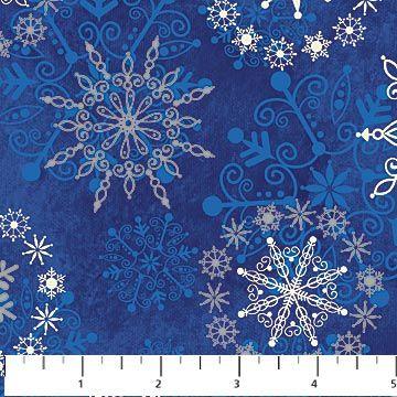20102M-49 - Fabric from Stonehenge Starry Night 2 (Starlight Colorway)