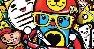 Image result for graffiti illustration characters