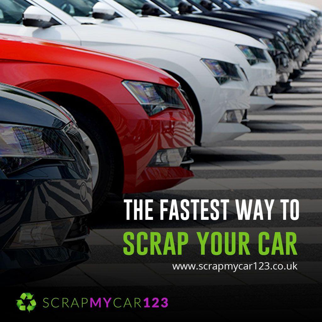 Scrap My Car for Cash Birmingham, Scrap My Van Birmingham