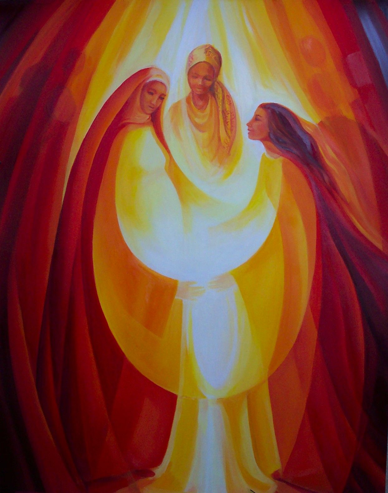 Modern Religious Art Catholic
