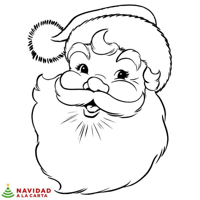 Estos 10 Dibujos De Navidad Para Colorear Haran Pasar Un Buen Rato A