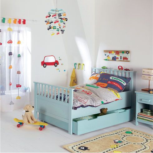 Love This Simple Yet Fun Boys Room Avec Images Chambre Enfant