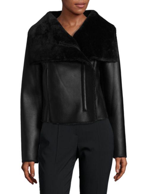 84c0a6c752f3c Bcbgmaxazria Style, Knit Jacket, Leather Jacket, Discount Designer, Studded Leather  Jacket,