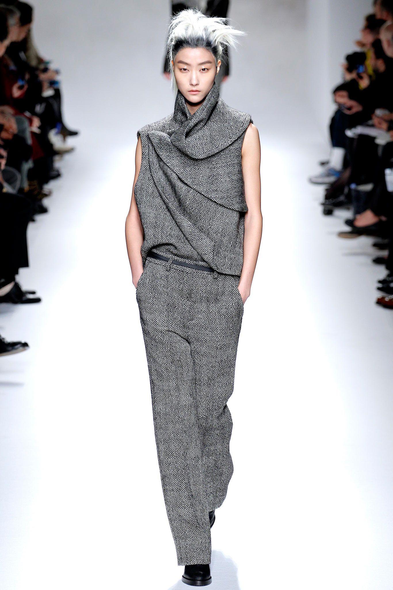 Visibly Interesting: Haider Ackermann Fall 2013 Ready-to-Wear