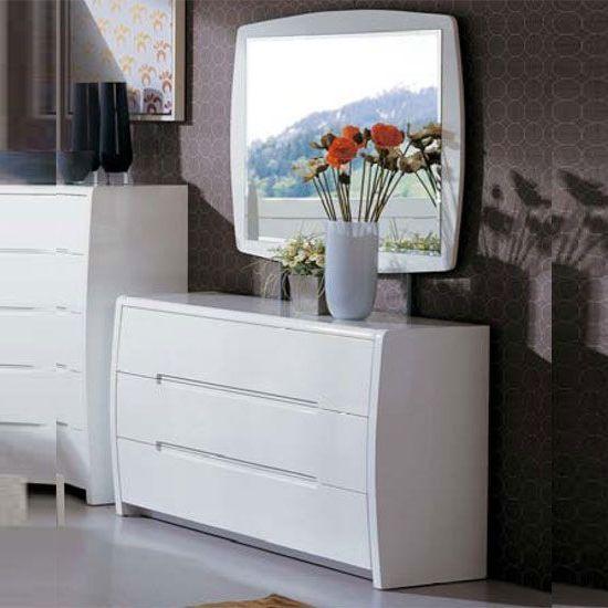Best Bedroom Wonderful Glossy White Dresser White Gloss Bedroom 400 x 300