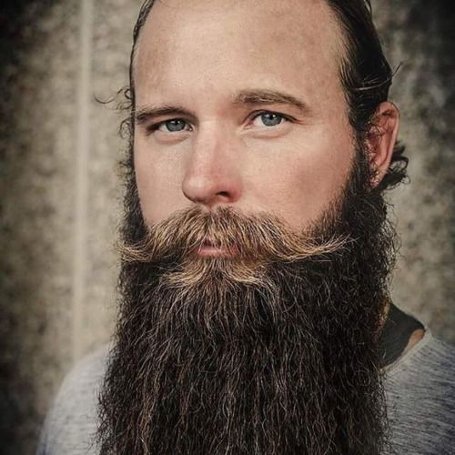 moustache beard