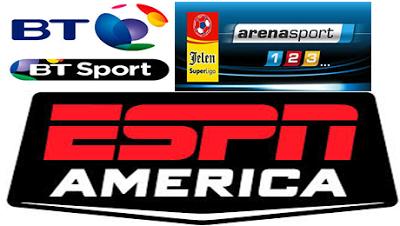 IPTV BT SPORTS&ARENA&ESPN SPORTS: Free IPTV BT