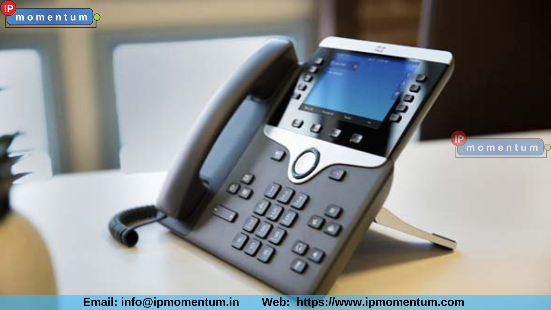 Get Cisco Systems Unified IP Phone connectivity by IP