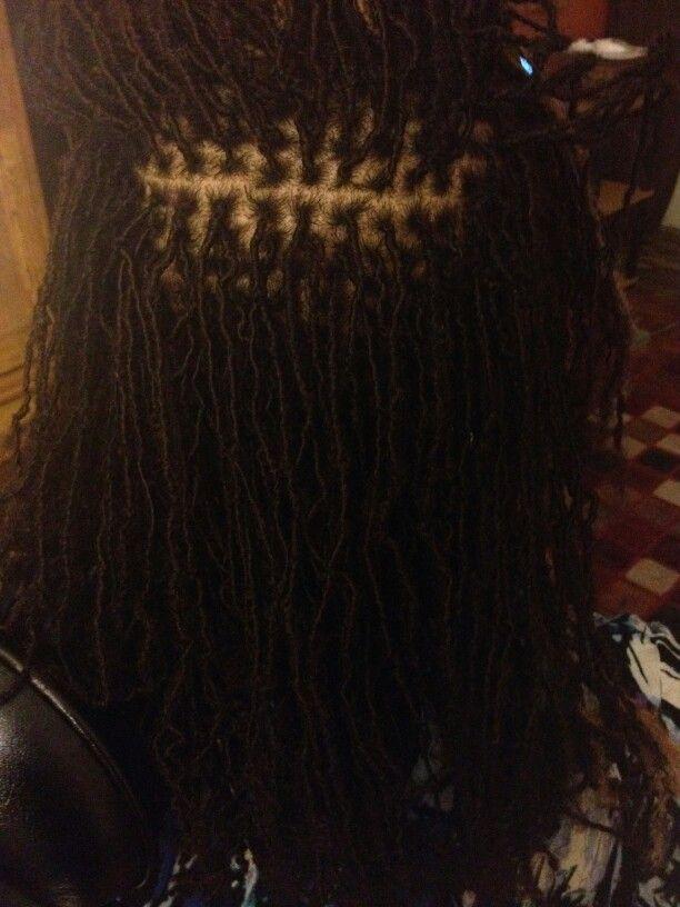 Microloc Extensions Sankofa Stylz Natural Hair