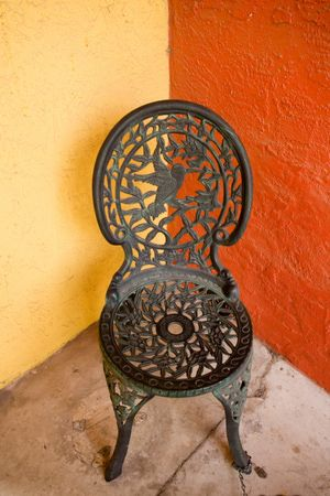 Keep Wrought Iron Beautiful By Routine Cleaning Iron Furniture