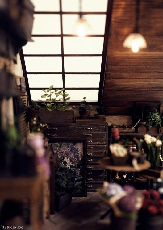 Flower Shop - Studio Soo