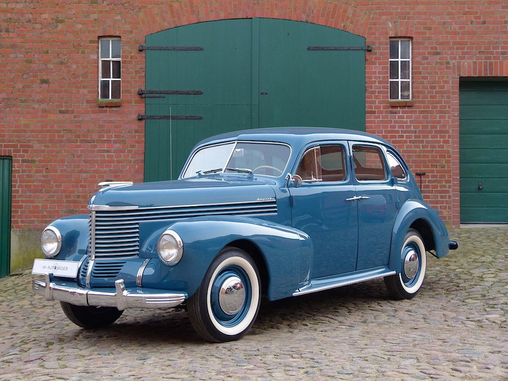 Opel Kapitan Klassisches Auto Oldtimer Autos Autos