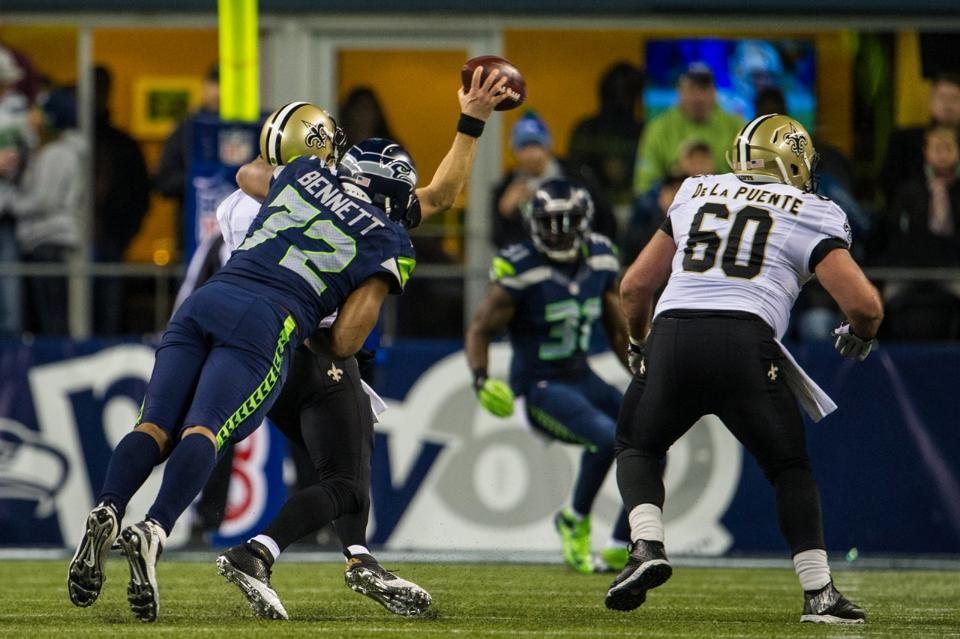 Photo Gallery - Seahawks vs Saints Seattle Seahawks Pinterest