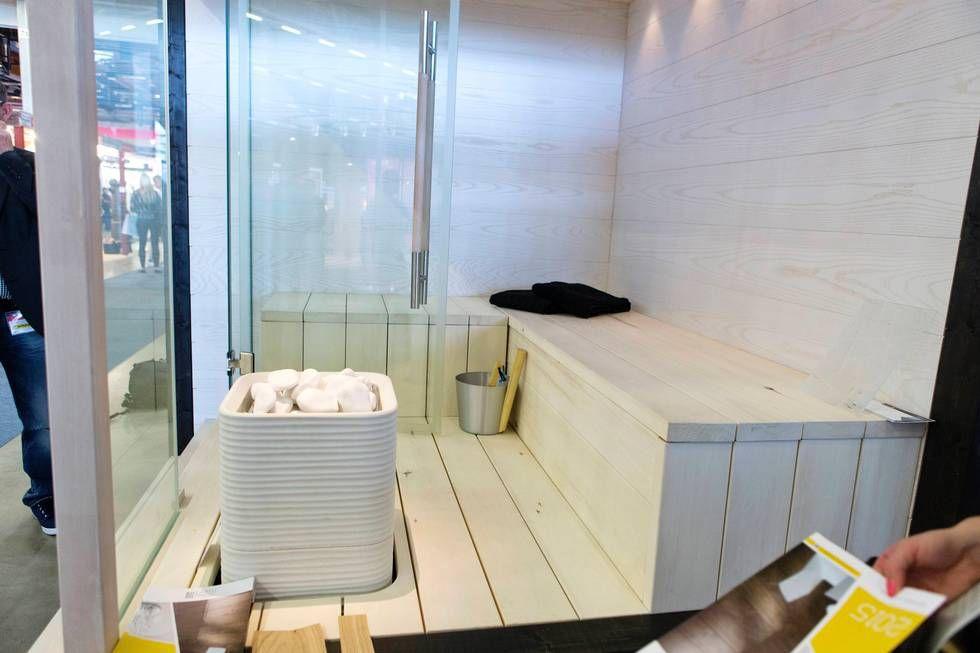 Sauna vaihtoi väriä tummasta valkeaan - miten estää kellastuminen? - ESS.fi