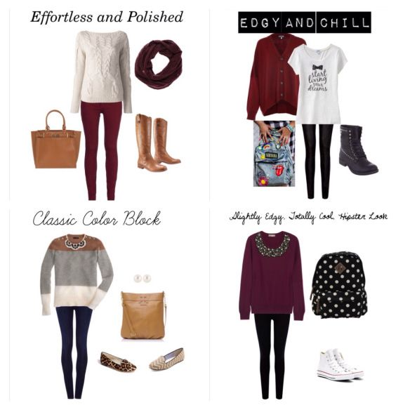Fall Outfits For Every Style | The two, Cute preppy outfits and Girls