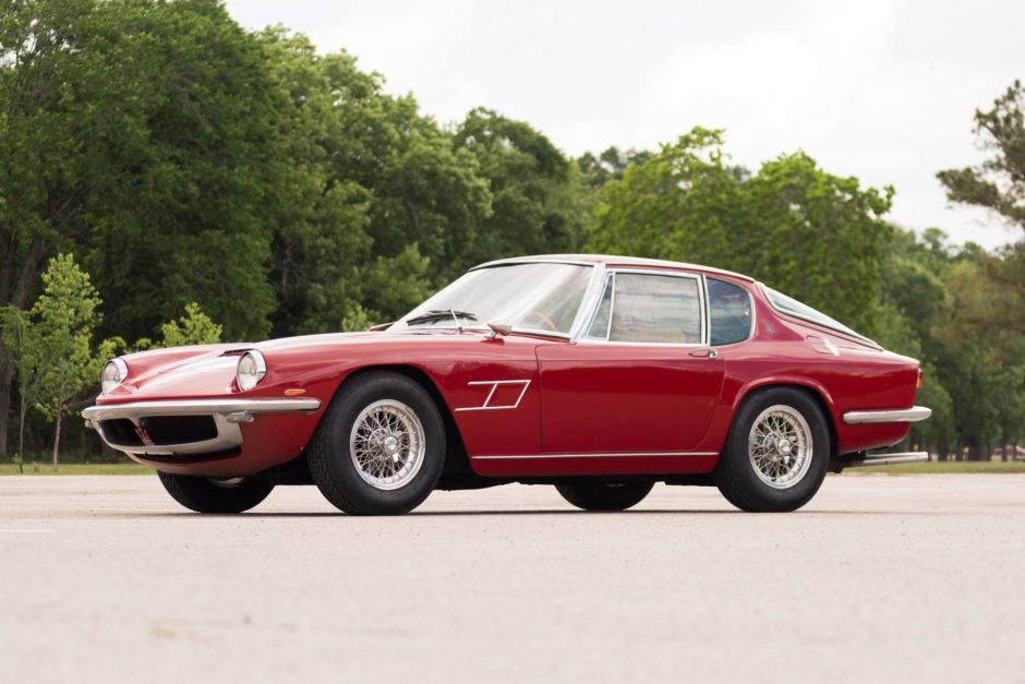 http://bringatrailer.com/listing/1967-maserati-mistral-2/ | Maserati ...
