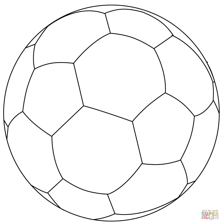 Disegni Da Colorare Calcio Bello Disegno Di Pallone Da Calcio Da Colorare Of Disegni Da Color Pallone Da Calcio Disegni Da Colorare Colori