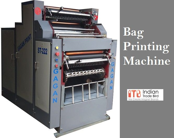 Buy Bag Printing Machine at IndianTradeBird with India's ...