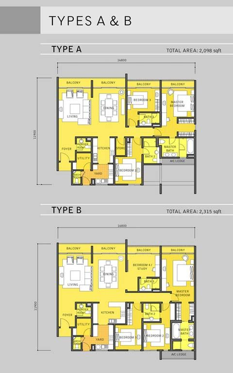 Dua Residency For Sale Rent Living Klcc Floor Plans Rent How To Plan