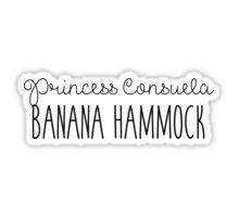 friends   princess consuela banana hammock sticker friends  stickers   shopping  rh   pinterest