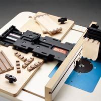The Original Incra Universal Precision Positioning Jig Woodworking Woodworking Tools Used Woodworking Tools