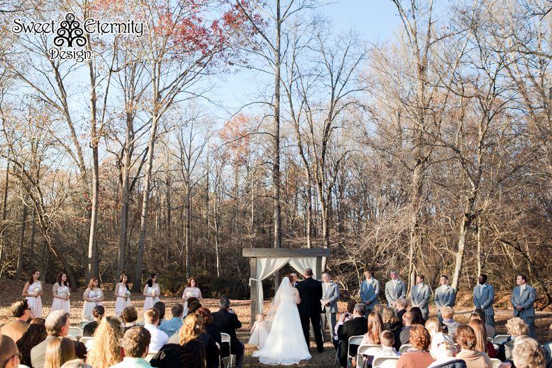 Densmore Farm 15 Minutes From Helen GA Courtesy Of Sweet Eternity Design GaWedding Venues
