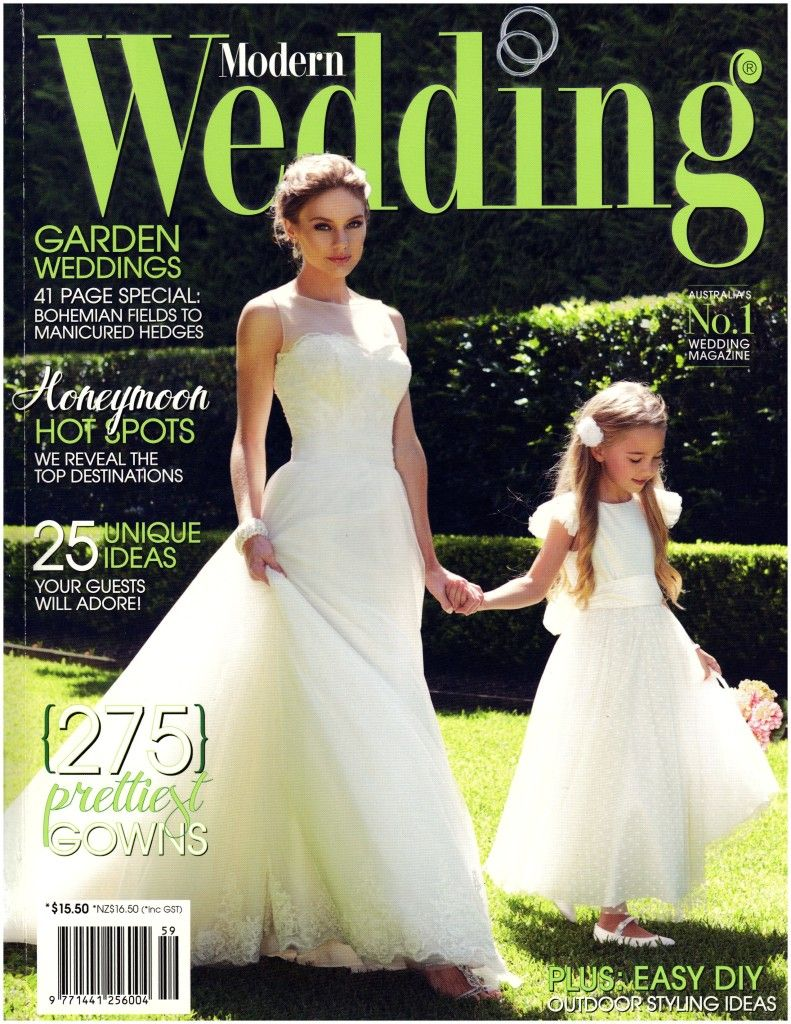 Caroline For Modern Wedding Magazine